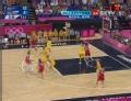 奥运视频-库辛娜秀底线跳投 澳大利亚VS俄罗斯
