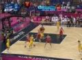 奥运视频-哈瑞瓦三分球命中 澳大利亚VS俄罗斯