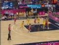 奥运视频-格里沙娃勾手命中 澳大利亚VS俄罗斯