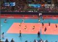 奥运视频-汤姆上网吊高球 女排美国VS巴西决赛