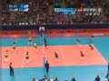 奥运视频-法比亚娜单人拦网得分 巴西开局落后
