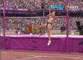奥运视频-赫利波背身跃过1.93米 女子跳高决赛