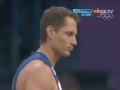 奥运视频-维塞利投掷遭大风 不满成绩撇嘴摇头