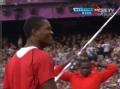 奥运视频-沃尔科特二掷84.58 位列第一暂时领先