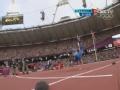奥运视频-鲁斯坎宁大力投掷 标枪投出平趴在地