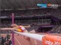 奥运视频-贝蒂亚擦杆惊险过2.00M 女子跳高决赛