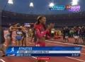 奥运视频-美国队大幅领先夺得金牌 女子4x400米