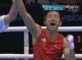 奥运视频-邹市明13-10胜彭培宏 奥运拳击两连冠