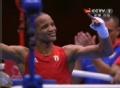 西亚斯夺冠视频-闪电快拳封杀对手 古巴获金牌