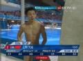 奥运视频-林跃最后一跳名列第六 跳水10米台赛