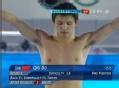 奥运视频-邱波最后一跳遗憾失金 跳水10米台赛