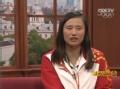 """奥运视频-帆船冠军徐莉佳 谈项目""""海上""""规则"""