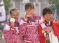 奥运视频-女子竞走摘铜 切阳什姐:越走越轻松