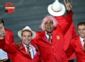 奥运视频-观众选手齐上阵 共演奥运雷人发型秀