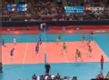 奥运视频-萨瓦尼高速发球直接得分 男排铜牌赛