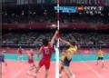 奥运视频-布特克过网击球失分 巴西VS俄罗斯