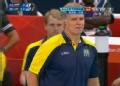 奥运视频-四人进攻扣杀得分 男排巴西VS俄罗斯