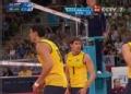 奥运视频-桑托斯发球直接得分 巴西VS俄罗斯