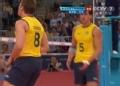 奥运视频-安德雷斯网前强打得手 巴西VS俄罗斯