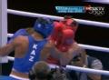 奥运视频-萨皮耶夫重拳直击面部 男拳69公斤级