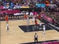 奥运视频-费尔南德斯空中接力 溜底线飘逸扣篮