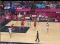奥运视频-杜兰特三分球发威 男篮美国VS西班牙