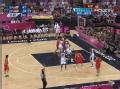奥运视频-塞尔吉奥底角三分 男篮美国VS西班牙
