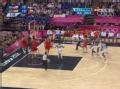 奥运视频-卡尔德隆凶狠违体犯规 杜兰特遭锁喉