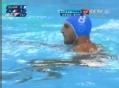 奥运视频-加洛接妙传劲射击死角 男子水球决赛