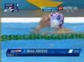 奥运视频-约克维奇击水射球追平 男子水球决赛