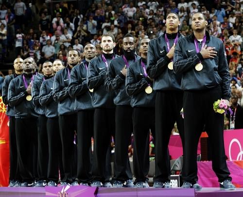 奥运男篮总结:美西两强NO.1 中国崛起任重道远