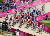 奥运图:山地自行车库哈维夺冠 你追我赶