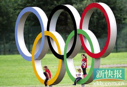 """""""激励一代人""""不单纯是伦敦奥运会的口号,更是奥运会的DNA。"""