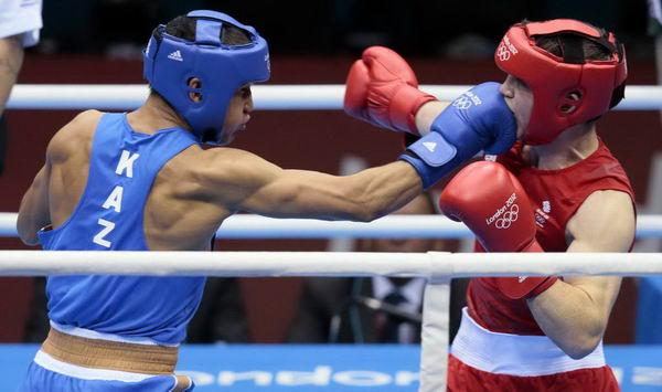 奥运会:皮耶夫男拳击69kg夺冠 击中面部