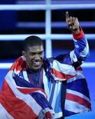 奥运图:男拳91+英国夺冠 我赢了