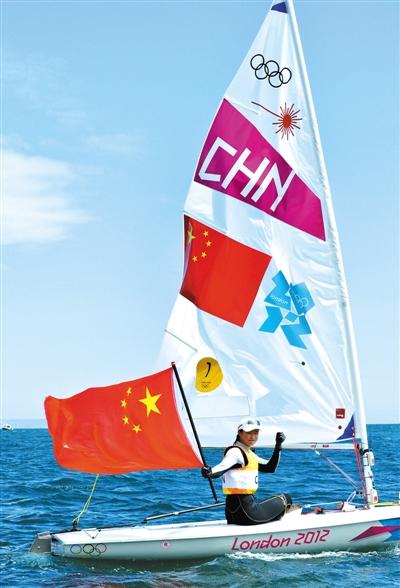 徐莉佳担任中国闭幕式旗手 奥运后全家将去旅游