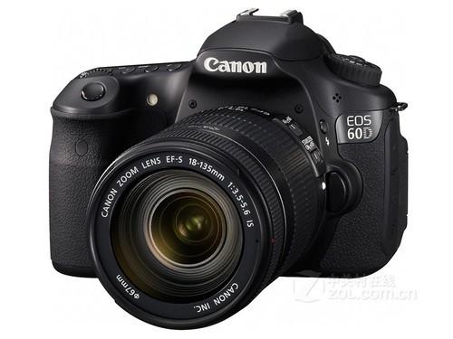 中端热销单反相机 佳能60D套机售7880元