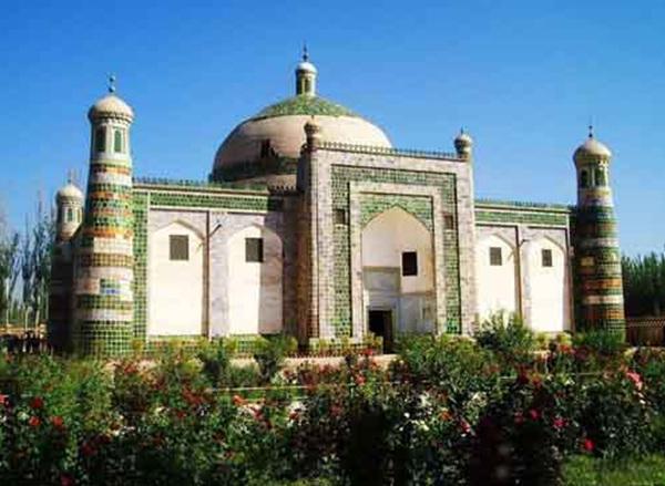 从喀什到石头城领略大自然不一样的神奇