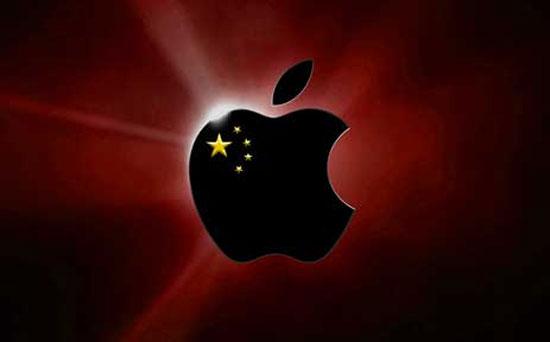 苹果进入中国