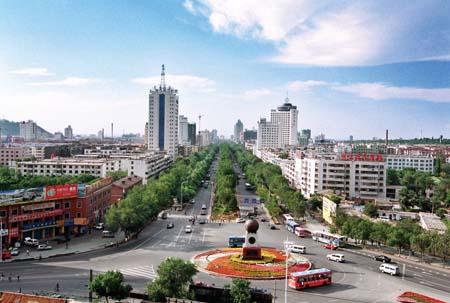 发现城市之美乌鲁木齐高新区(新市区)专题报道之二   聆听城市脉动