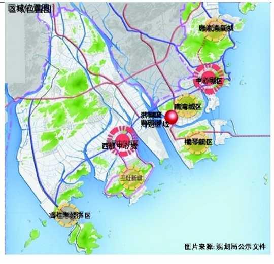 洪湾港最新定位:综合交通枢纽(图)
