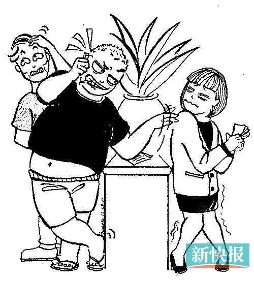 动漫 简笔画 卡通 漫画 手绘 头像 线稿 500_553