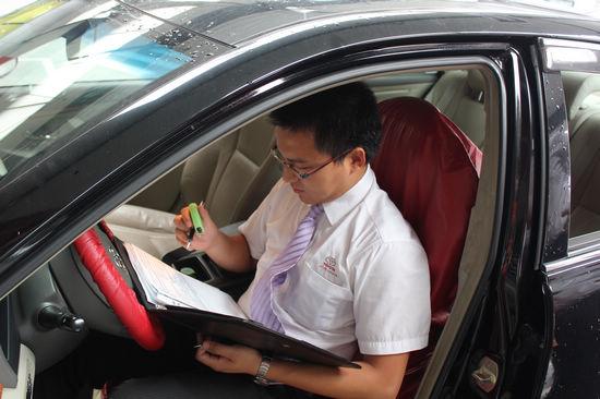 感受一对一管家式服务 扬州大政服务体验高清图片