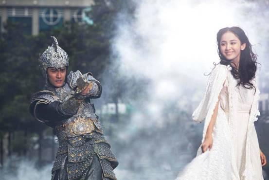 现代陈靖仇霸气变身大地皇者与小雪并肩作战