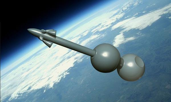 STABILO火箭方案-运载火箭长成这样 酷似中国乐器 葫芦丝
