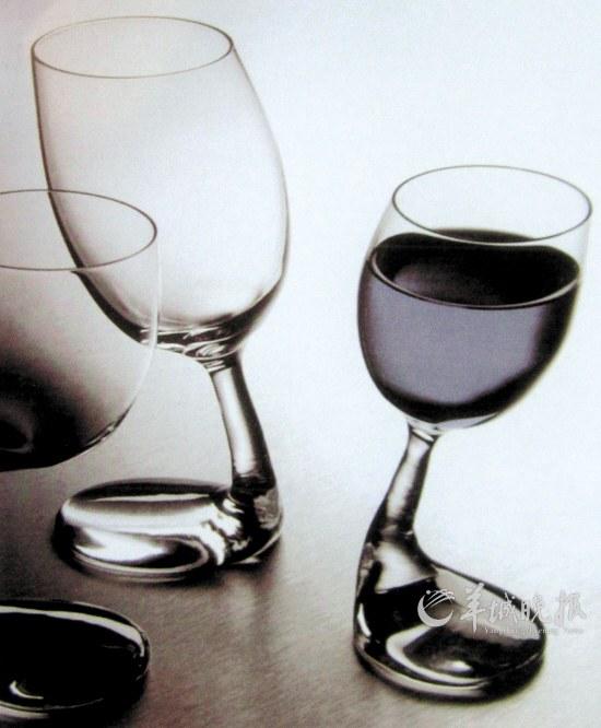 杯子仿生设计 手绘图