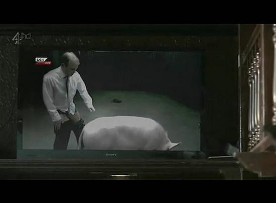 猪弟一性交_绑匪绑架了公主,要挟的唯一条件是首相必须全球直播自己与猪的做爱