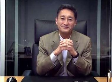 索尼CEO平井一夫:v表情PS表情困难重重的业务包说谁图片