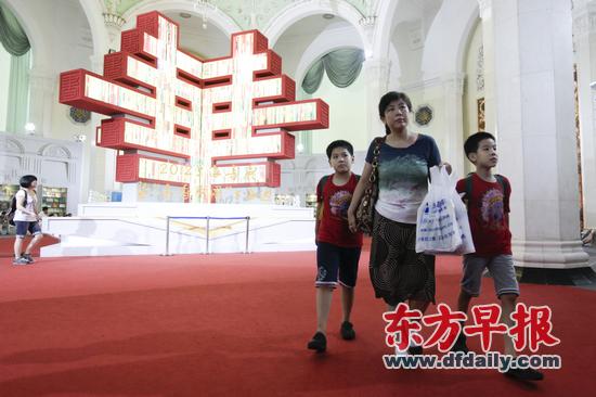 """""""从书展7天的热闹看到上海人的可爱"""""""
