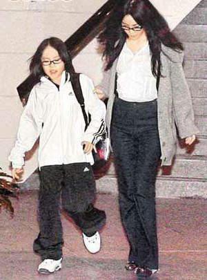 王菲和窦唯的女儿